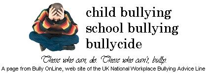 celebrity status definition bullycide cases of children and young people who have lost