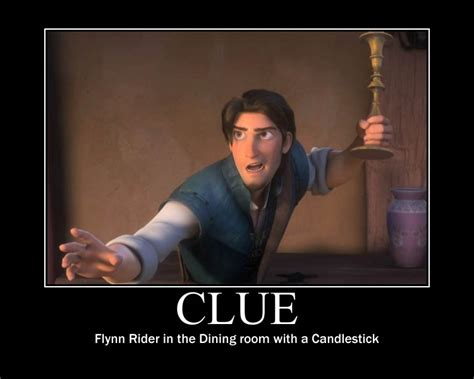 Tangled Meme - a tangled clue by lockpine on deviantart