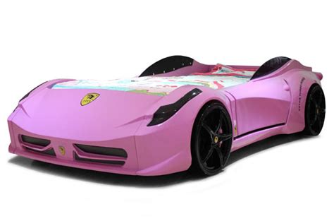 pink car bed car beds aero spider pink racing car bed by car beds car beds