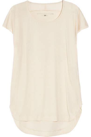 By Malene Birger Printed Cotton Camisole by By Malene Birger Unicef Printed Cotton T Shirt Net A