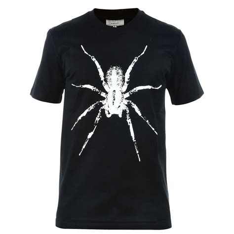 T Shirt Spider Black lanvin spider print cotton jersey t shirt black modesens
