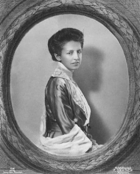 the belle poque 1890 to 1914 grand ladies gogm 1917 adelgunde bavaria by grainer grand ladies gogm