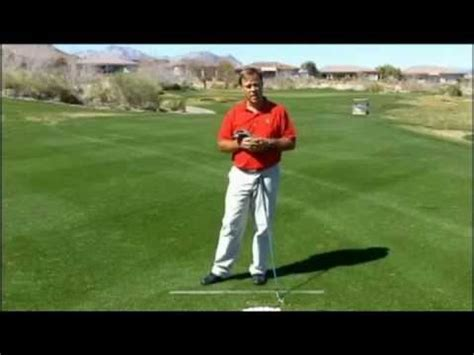 Golf Backswing How To Coil Youtube