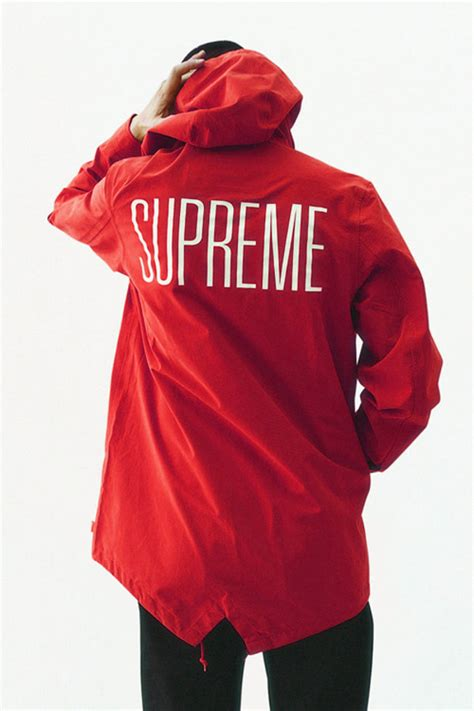 supreme jacket coat raincoat jacket burgundy supreme supreme