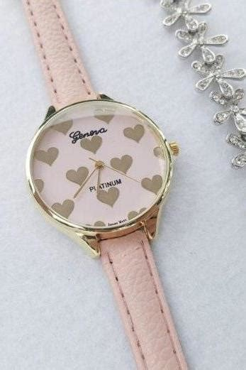 Leather Wrist For Dslr Mirrorless Pocket Pink fashionable kid analog quartz wrist coffee on luulla