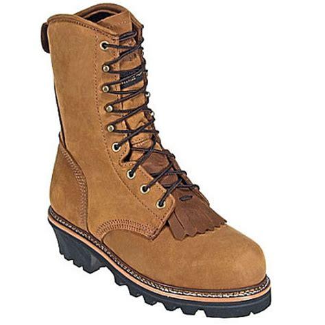 golden retriever work boots golden retriever logger boot 9470