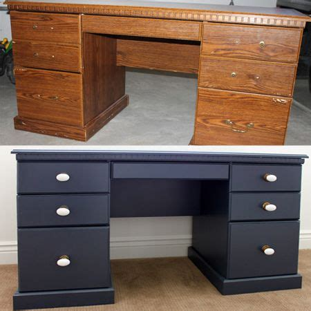 Before And After Teen Boys Bedroom Makeover Rustoleum Painting Bedroom Furniture Before And After