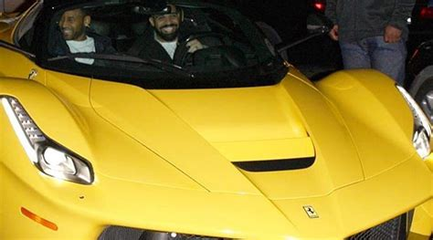 Drake Just Bought Himself A Laferrari From Fusion Luxury