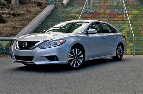 nissan altima 2017 nissan altima 2 5 sv first test review