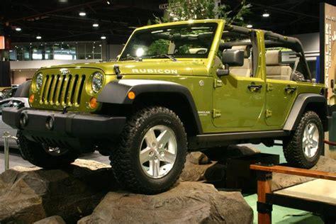 2007 Jeep Unlimited Rubicon 2007 Jeep Wrangler Unlimited Rubicon