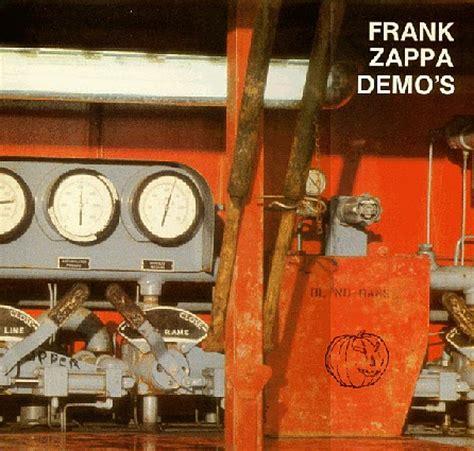 studio zappa frank zappa demo s 1986