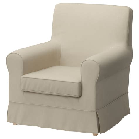 armchair cover jennylund armchair cover ramna beige ikea
