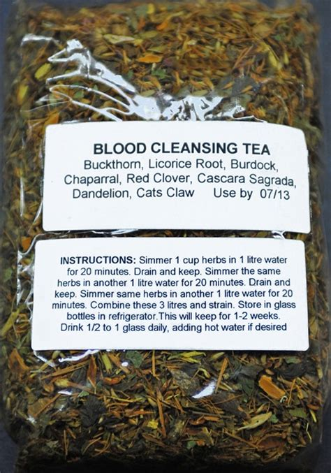 Best Blood Detox Tea by Health Products Steps To Australia