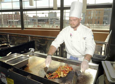 macaroni grill lincoln ne arena to offer barbecue sundae more veggie fare local