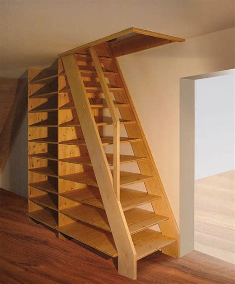 treppe spitzboden treppen schreinerei daum hensche gmbh leverkusen