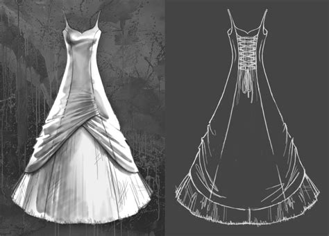 pattern making gown how to make a wedding dress pattern