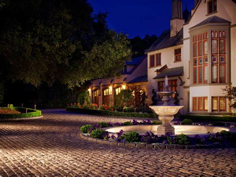landscape lighting guide ways to light your outdoor entryway hgtv