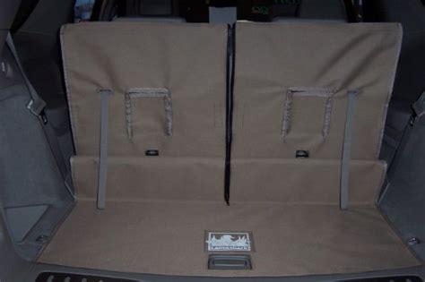 2013 dodge durango captains chairs 2013 2015 dodge durango canvasback cargo liner black