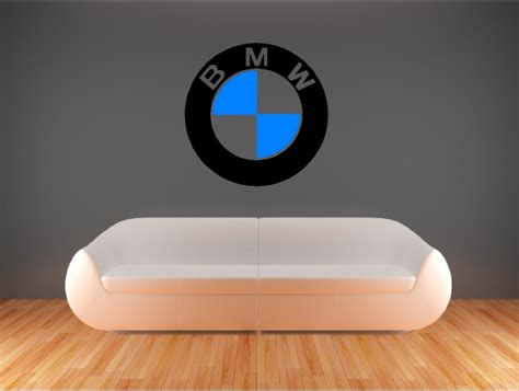 Bmw Wall Sticker by Custom Auto And Truck Wall Decals And Stickers