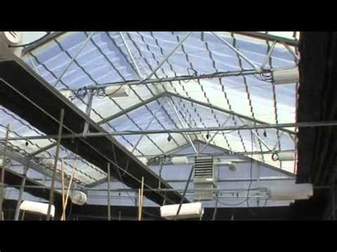 commercial light deprivation greenhouse retractable automated greenhouse forever flowering