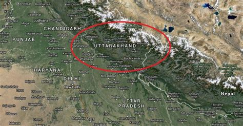 earthquake uttarakhand earthquake warning uttarakhand can be hit by severe quake