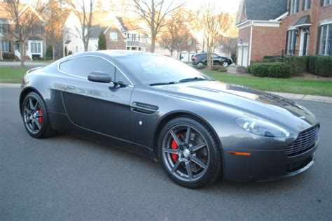 car manuals free online 2007 aston martin v8 vantage engine control 2007 aston martin v8 vantage 6 speed manual mint low miles all trades welcome nc
