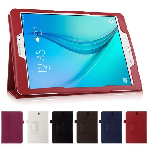 Book Cover Samsung Leather Samsung Galaxy Tab S 3 9 7 Inch Murah samsung galaxy tab s2 9 7 leather cover stand protector t815 t810 163 4 88 picclick uk