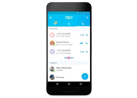 skype free mobile microsoft s skype for mobile to get some updated features