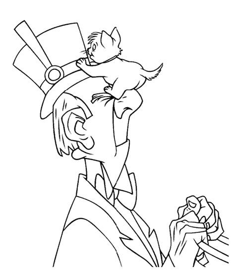disney coloring pages aristocats lygwela coloring page aristocats disney coloring pages