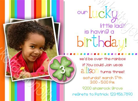 5th Birthday Invitation Cards Printable Card Invitation Ideas Adorable 5th Birthday Invitation