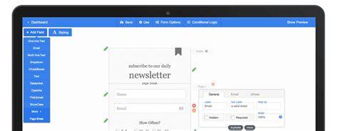 form design tool online online form builder tool formcrafts