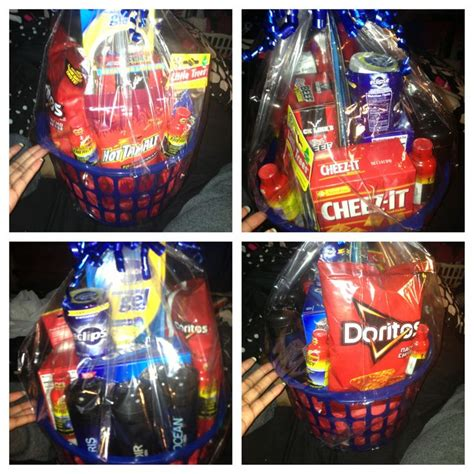 energy drink gift basket 1000 images about gift basket ideas on