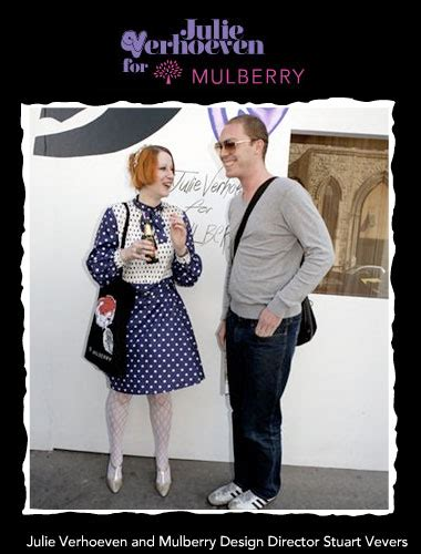 The Limited Edition Julie Verhoeven For Mulberry Handbag by The Limited Edition Julie Verhoeven For Mulberry Handbag