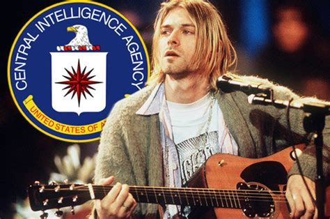 Kurt Got Stabbed by Kurt Cobain Killed By Cia S Centre Of