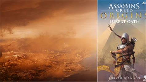 desert oath the official desert oath a prequel to origins review summary analysis