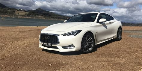infiniti car q60 2017 infiniti q60 3 0t red sport review caradvice