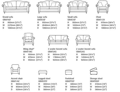 standard furniture dimensions metric standard for home furnishing ø ø ø â arch