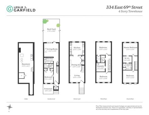 brooklyn brownstone floor plans 100 brooklyn brownstone floor plans landmarks