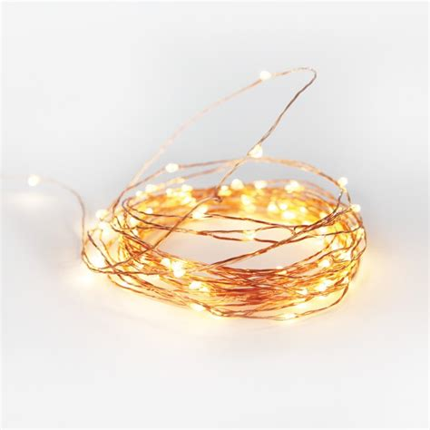 Wee Birdy The Insider S Guide To Shopping Design Copper Wire String Lights