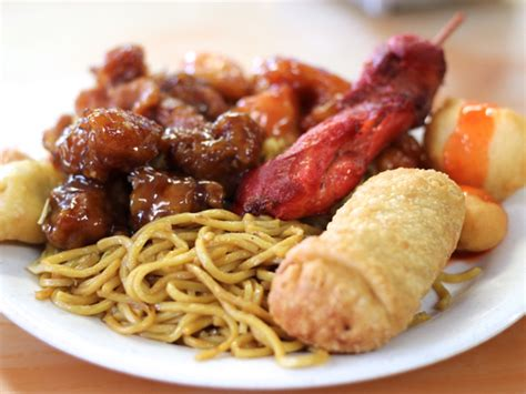 bring an helping of strategy to china buffet in