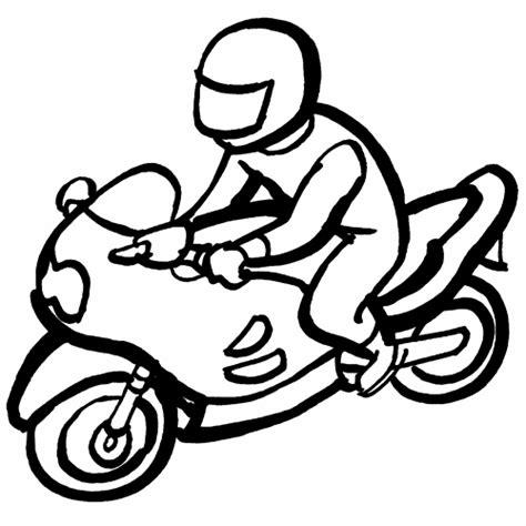 Kostenlose Motorrad Spiele F R Kinder by Kostenlose Malvorlage Transportmittel Motorrad Zum Ausmalen