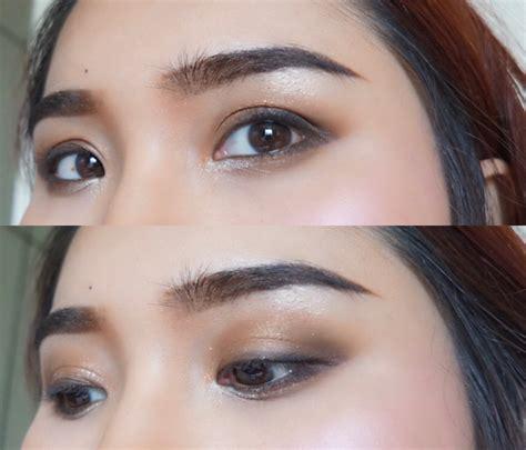 Eyeshadow Ver 88 bloggang saypan ร ว ว ver 88 eyebrow pencil glam eyeshadow และ glam mascara