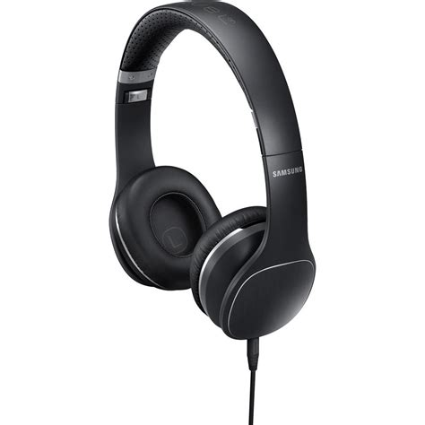 samsung level on premium stereo headphones retail packaging black ca cell phones