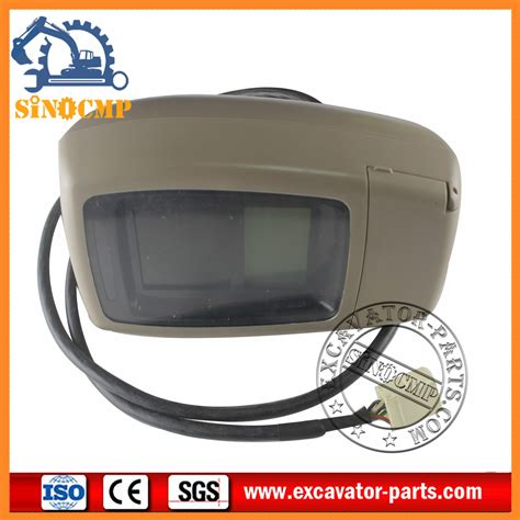 Monitor Excavator Cat cat 320c monitor 157 3198 260 2160 cmp technology co limited