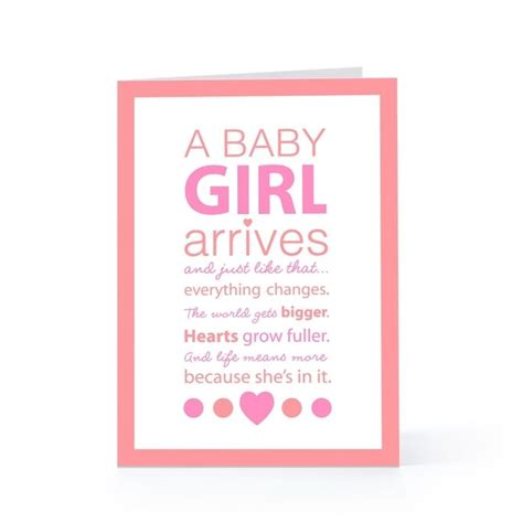 New Baby Verses For Handmade Cards - 25 best new baby quotes on new