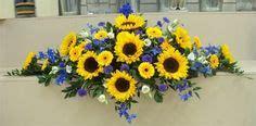 Wedding centerpieces sunflower centerpieces and sunflower table
