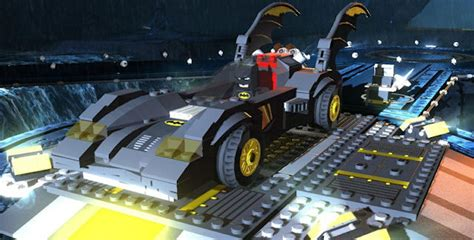 Fiting Colok Switch lego batman 2 vehicle list