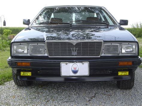 1985 maserati biturbo 1985 maserati biturbo for sale