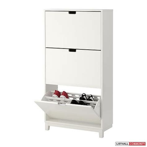 ikea stall shoe cabinet samanthajames list4all
