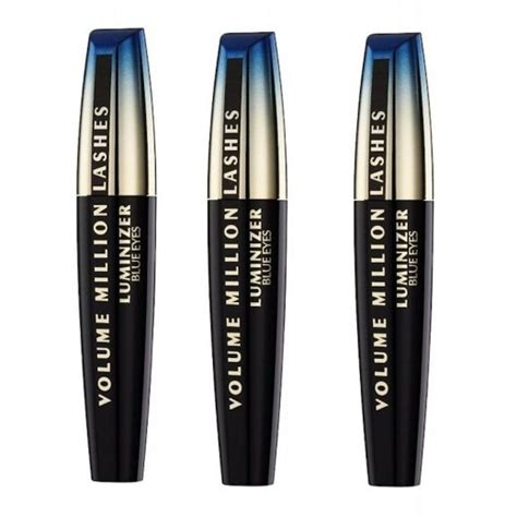 Max Factor Lash Perfection Mascara And Loreal Volume Shocking Mascara by L Oreal L Oreal Volume Million Lashes Luminizer Mascara